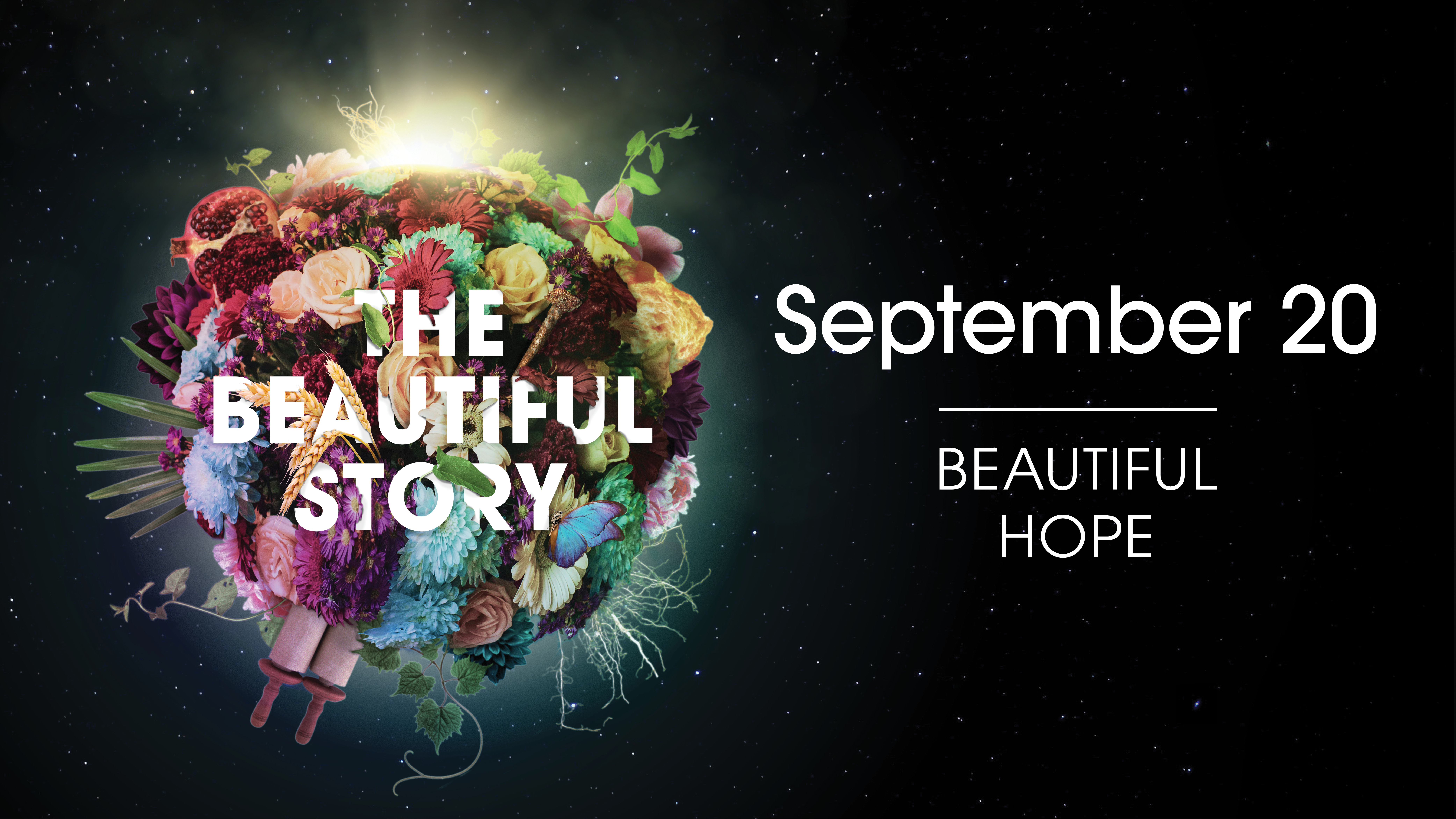 The Beautiful Story | Beautiful Hope | Tim McConnell